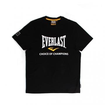 Everlast Sportswear Everlast Tee Choice of Champions Black (EVR4420)