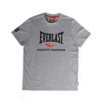 Everlast Sportswear Everlast Tee Choice of Champions Grey Marl (EVR4420)