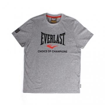 Everlast Sportswear Everlast Tee Choice of Champions Grey Marl (EVR4420)