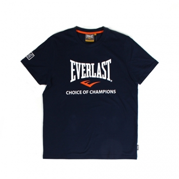 Everlast Sportswear Everlast Tee Choice of Champions Navy (EVR4420)
