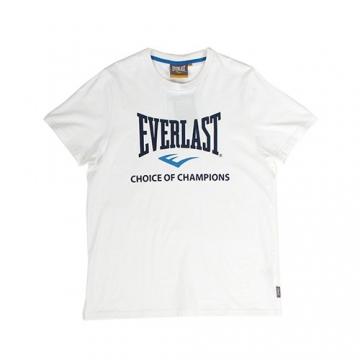 Everlast Sportswear Everlast Tee Choice of Champions White (EVR4420)