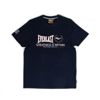Everlast Sportswear Everlast Tee Greatness Navy (EVR4421)