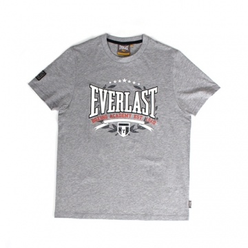 Everlast Sportswear Everlast Tee Grey Marl (EVR4668)
