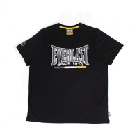 Everlast Sportswear Everlast Tee Since 1910 Black (EVR4427)