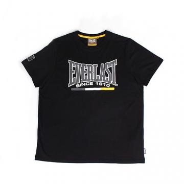 Everlast Sportswear Everlast Tee Since 1910 Black (EVR4427)