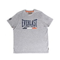 Everlast Sportswear Everlast Tee Since 1910 Grey Marl (EVR4427)
