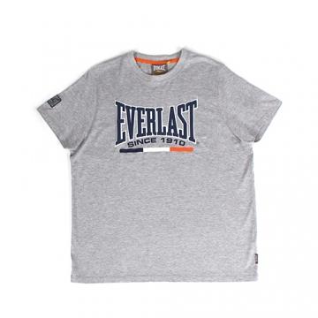 Everlast Sportswear Everlast Tee Since 1910 Grey Marl (EVR4427)