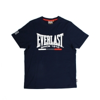Everlast Sportswear Everlast Tee Since 1910 Navy (EVR4427)