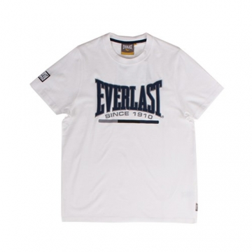 Everlast Sportswear Everlast Tee Since 1910 White (EVR4427)