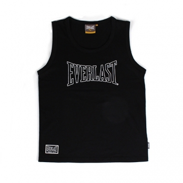 Everlast Sportswear Everlast Vest Black (EVR7528)