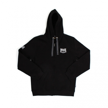 Everlast Sportswear Everlast Zip Through Hood Black (EVR4436)