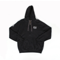 Everlast Sportswear Everlast Zip Through Hood Charcoal Marl (EVR4436)