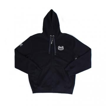 Everlast Sportswear Everlast Zip Through Hood Navy (EVR4436)