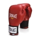 Everlast Leather Pro Fighter Glove (Red)