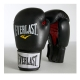 Everlast Moulded Foam Training Glove Leather (Black)