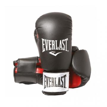 Everlast Boxing Gloves Rodney (Black/Red) (1803)