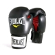 Everlast Leather Boxing Glove Fighter (Black/Red)