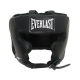Everlast Leather Pro Traditional Headgear (Black)