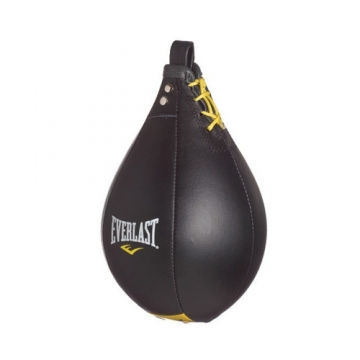 Everlast Leather Speed Bag (Medium)