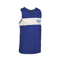 Everlast Mens Competition Contrast Panel Vest (Blue/White)