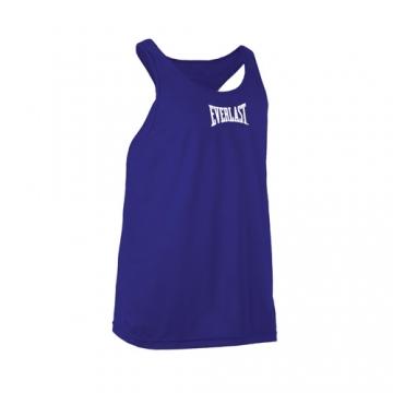 Everlast Mens Competition Vest (Blue)