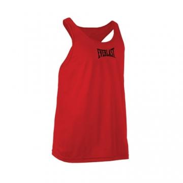 Everlast Mens Competition Vest (Red)