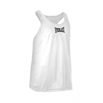Everlast Mens Competition Vest (White)