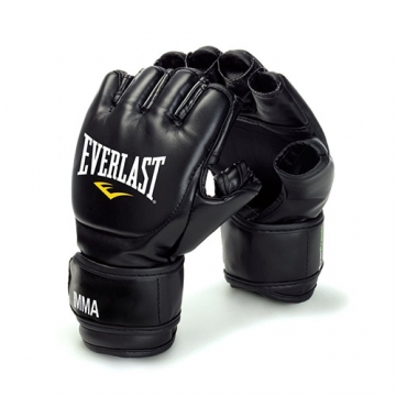 Everlast MMA Grappling Glove (Leather)