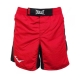 Everlast MMA8 Mens Mixed Martial Arts Shorts (Red/Black)
