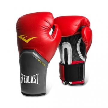 Everlast Pro Style Elite Glove (Red)