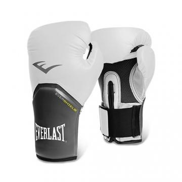 Everlast Pro Style Elite Glove (White)