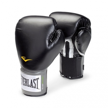 Everlast Pro Style Training Glove (Black) (2100)