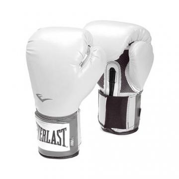 Everlast Pro Style Training Glove (White)
