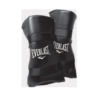 Everlast Shin and Instep Guard (Black)
