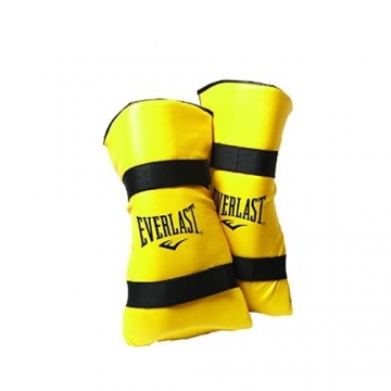Everlast Shin and Instep Guard (Yellow)