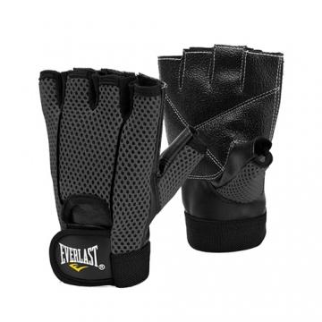 Everlast Weight Lifting Glove (Black)
