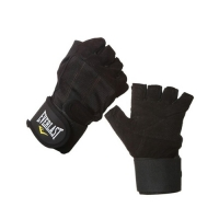 Everlast Weight Lifting Glove Original (Black)