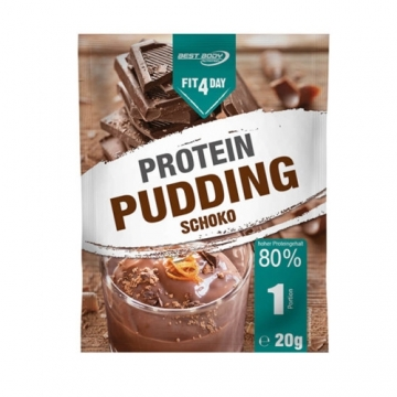 Fit4Day Protein Pudding (15x20g)