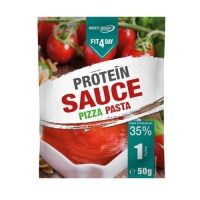 Fit4Day Protein Pizza/Pasta Sauce (15x50g)
