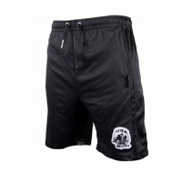 Gorilla Wear Athlete Oversized Shorts (Black)