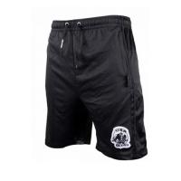 Gorilla Wear Athlete Oversized Shorts (Black)