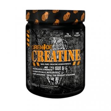 Grenade 100% Pure Creatine Monohydrate (500g)