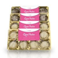 GymQueen Queen Low-Carb Praline (80g)