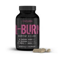 GymQueen Q-Burn Body Fat Killer (120)