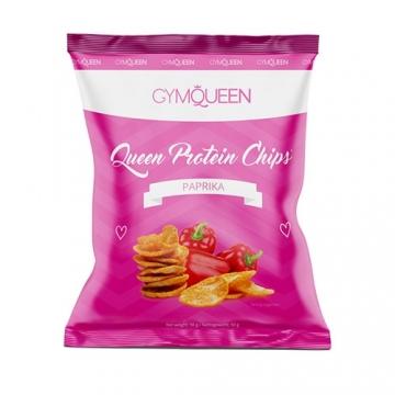 GymQueen Queen Protein Chips (6x50g)