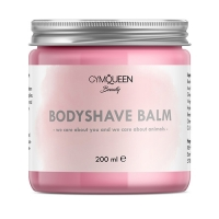 GymQueen Body Shave Balm (200ml)