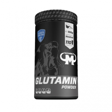 Mammut Glutamin Powder (550g)