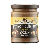 Meridian Foods Organic Peanut Butter (6x280g)