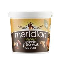 Meridian Foods Organic Peanut Butter (1x1000g)