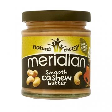 Meridian Foods Cashew Butter (6x170g)